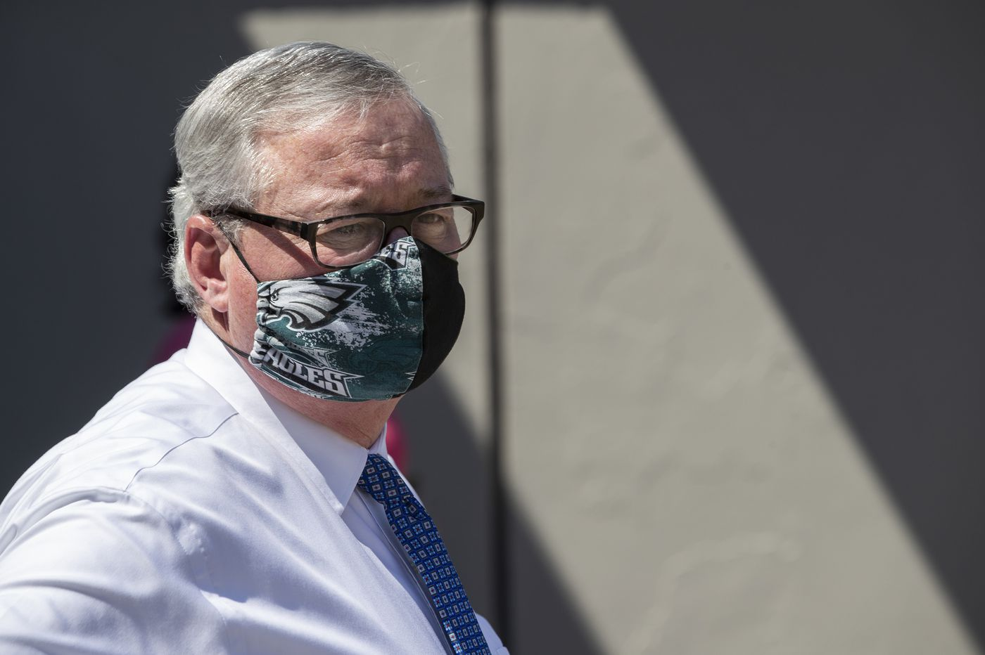 Masks now mandatory in Philly as officials show concern over new virus cases; suburban counties go 'green'