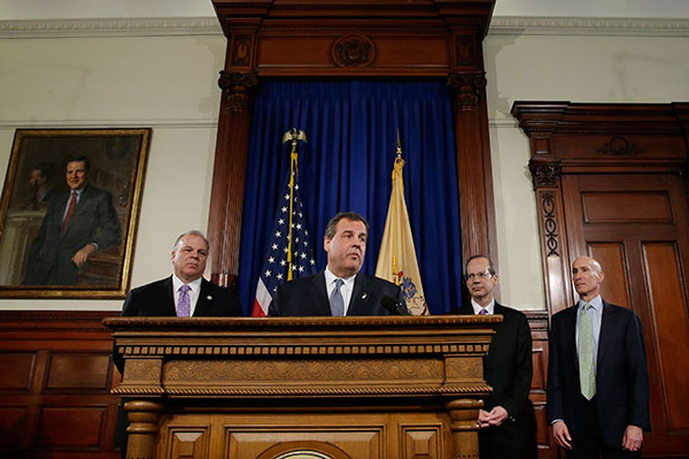 In deal, Christie renominates Chief Justice Rabner and names Lee Solomon to court