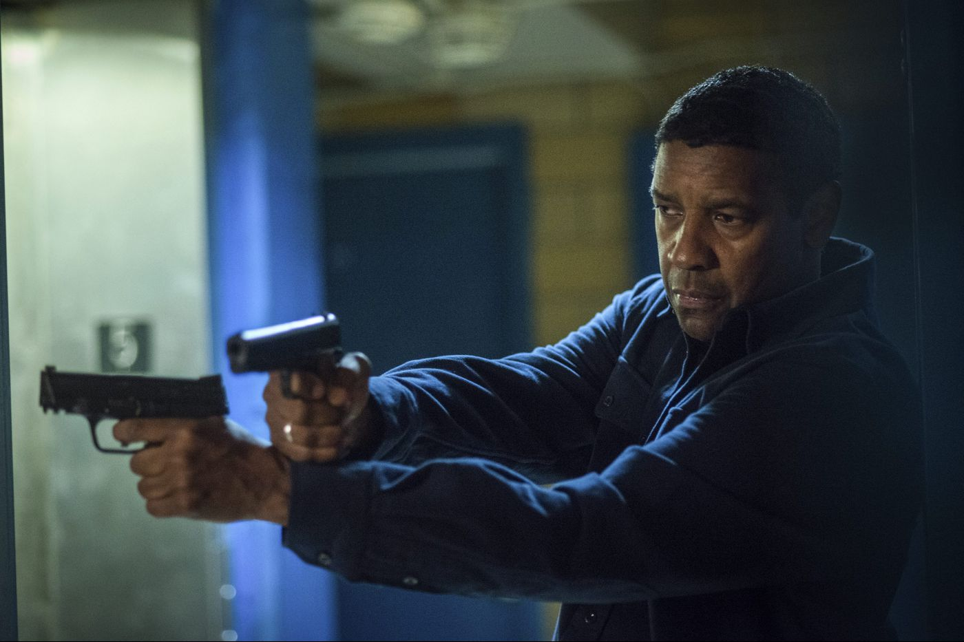 'Equalizer 2': Denzel Washington kills a lot of people (again)