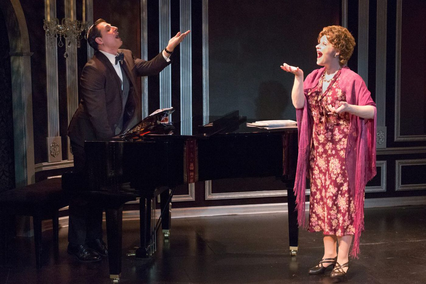 'Souvenir' at Walnut Street Theatre: Delicious, ironic view of Florence Foster Jenkins