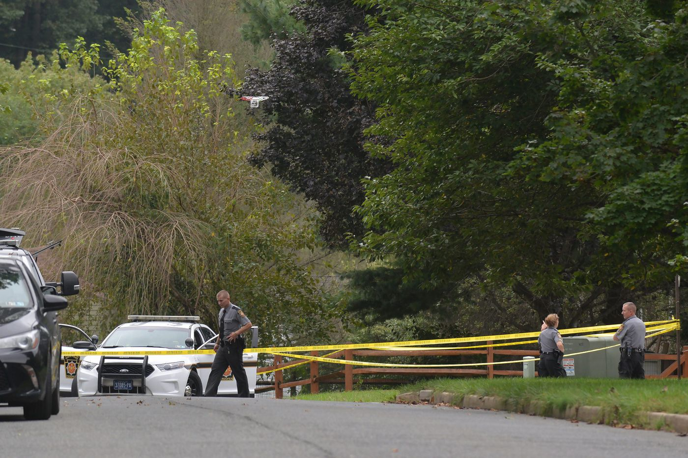Chester County shooter, ex-wife tangled in bitter, 3-year divorce that ended day before violent encounter