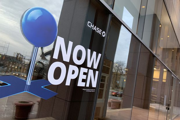 Chase opens first branch in Philly with big fanfare but struggles to handle customer rush