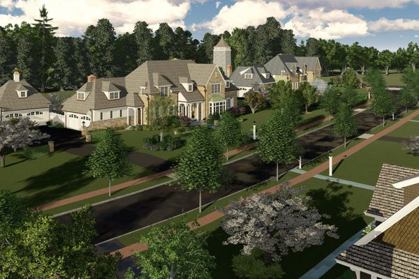 A new chapter in 'The Philadelphia Story': 15 luxury houses coming to grounds of famed Ardrossan estate