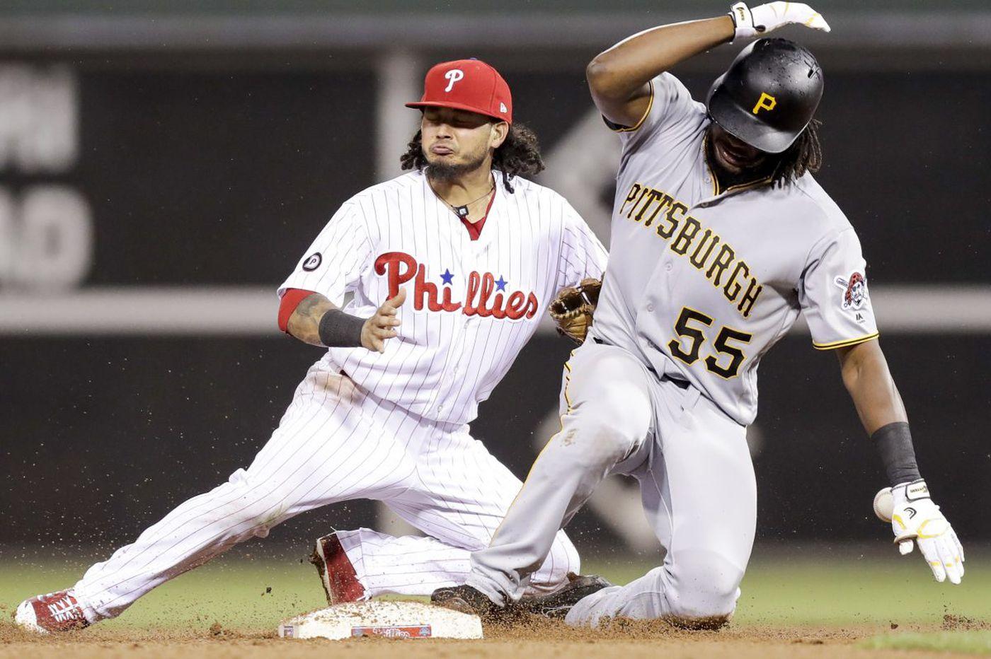 Joaquin Benoit melts down as Phillies fall to Pirates