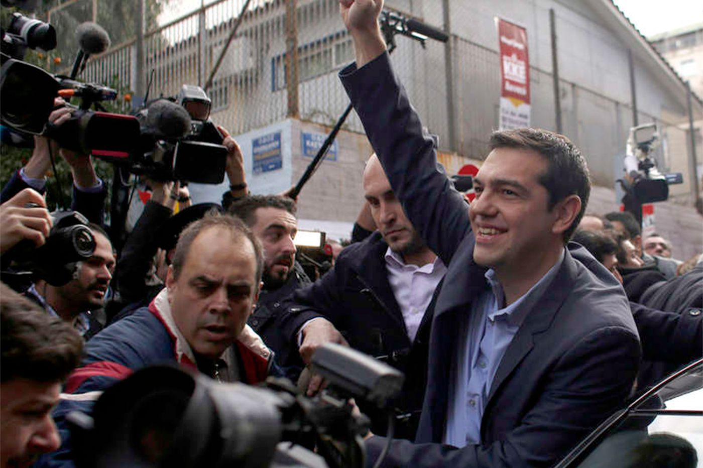 Worldview: Europe's elites need to watch the signals from Greece