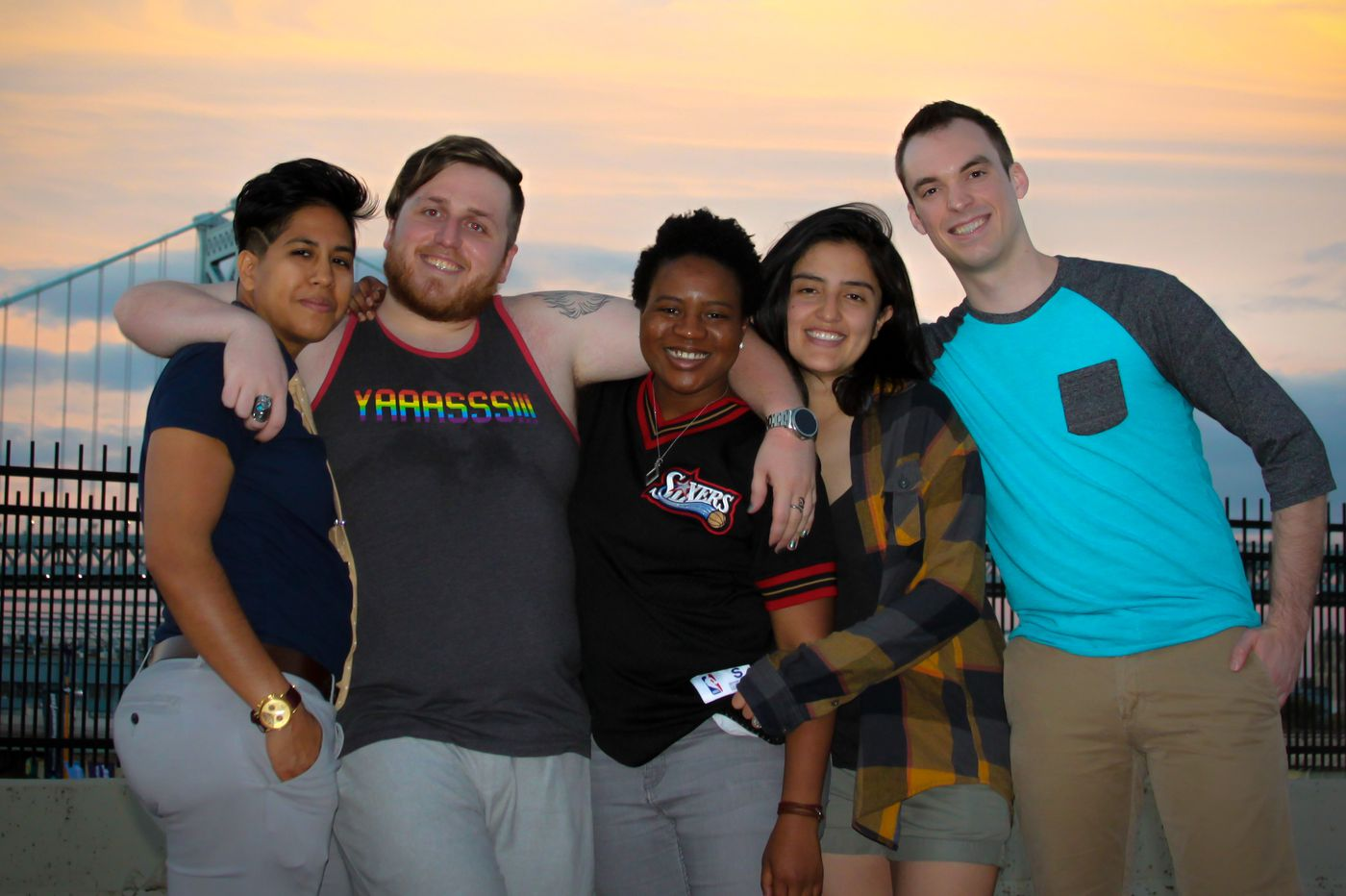 Qunify meetups bridge the differences in Philly's LGBTQ+ community