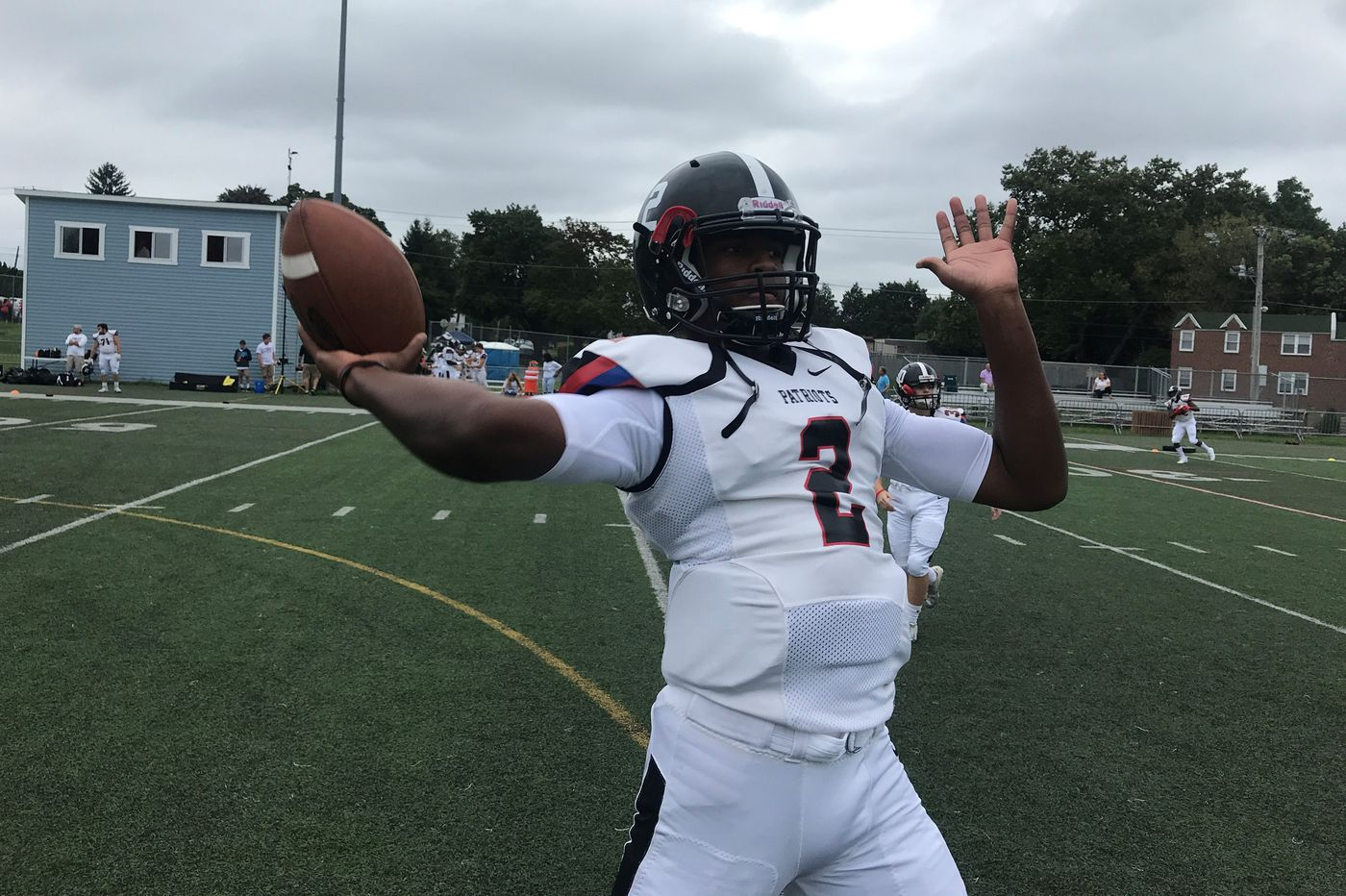 Trae Vance helps Germantown Academy run over Father Judge