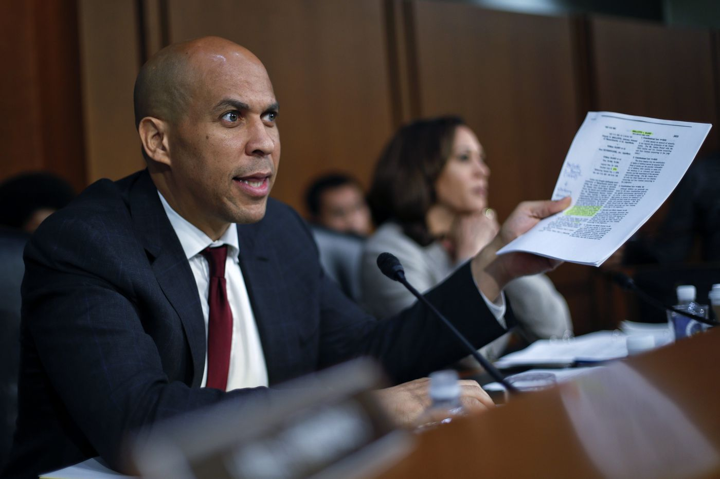 Amid Kavanaugh controversy, conservatives attack Cory Booker's 1992 admission to 'groping' a high school friend after a kiss