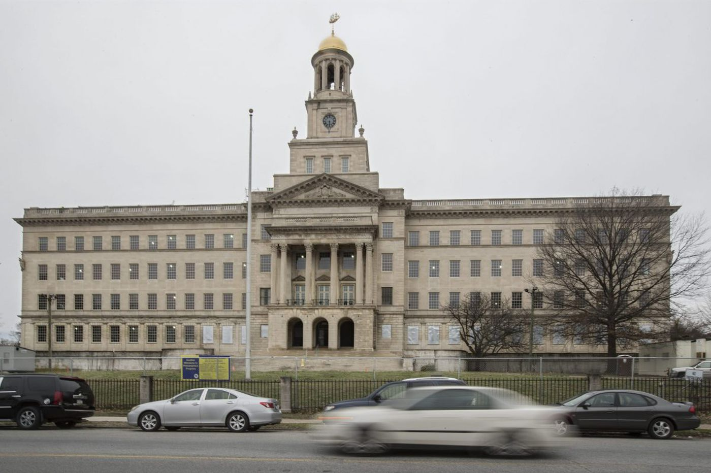 Philly to come out $42 million behind in sale of jilted police HQ property