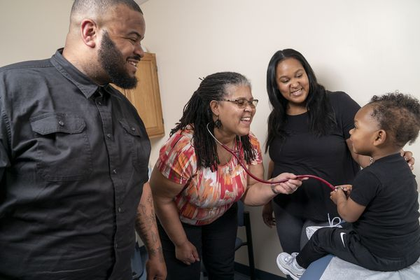 Temple opens clinic to serve North Philly, including former Hahnemann patients