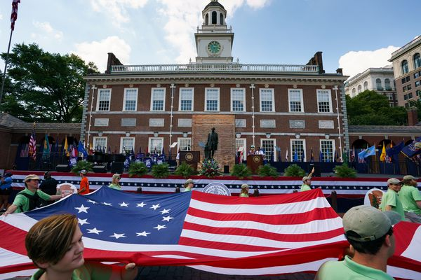 The 1619 anniversary: Where does the American story begin? | Opinion