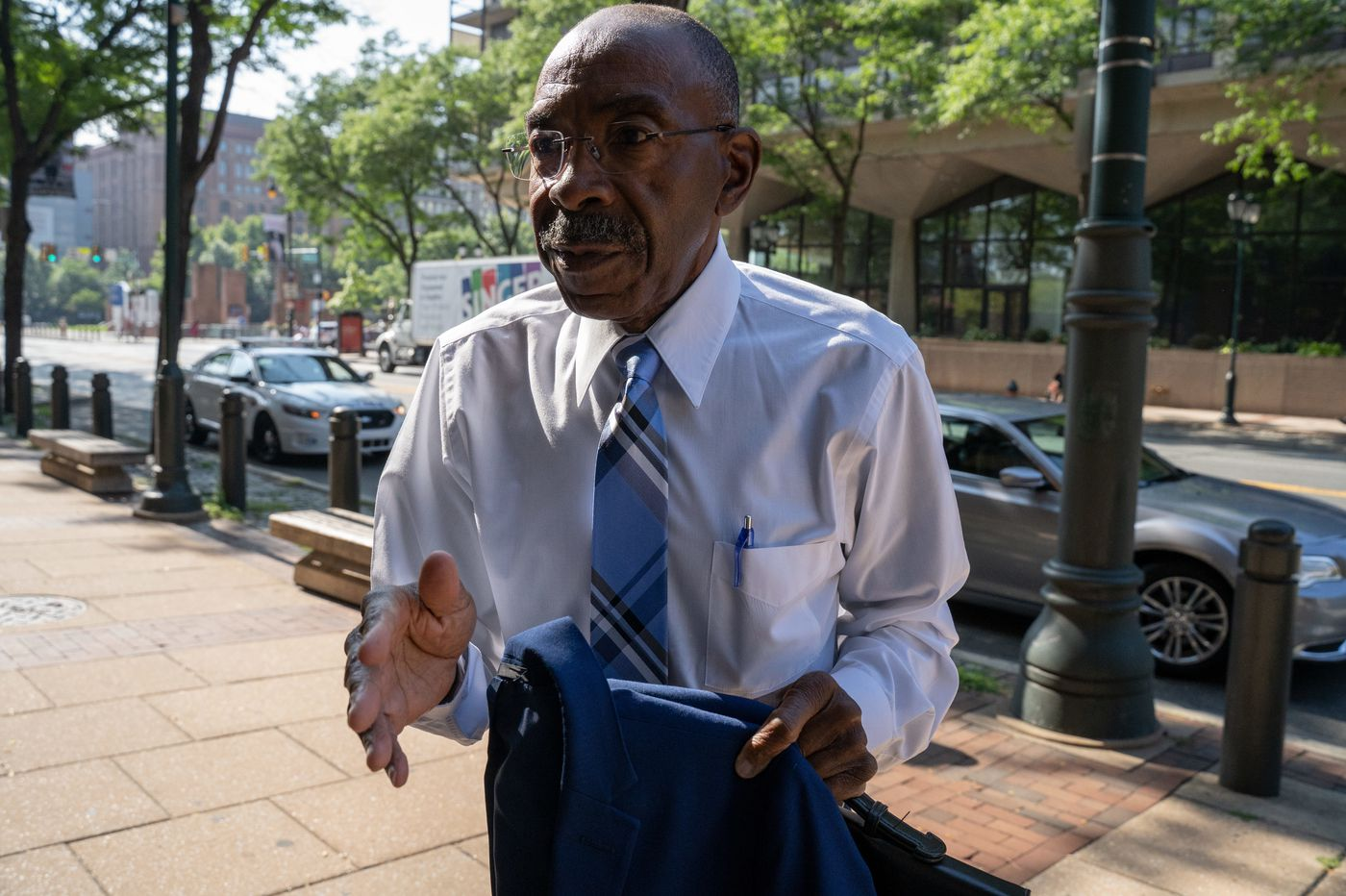 Longest-serving Philly sheriff is sentenced to 5 years in prison for $675K bribery scheme