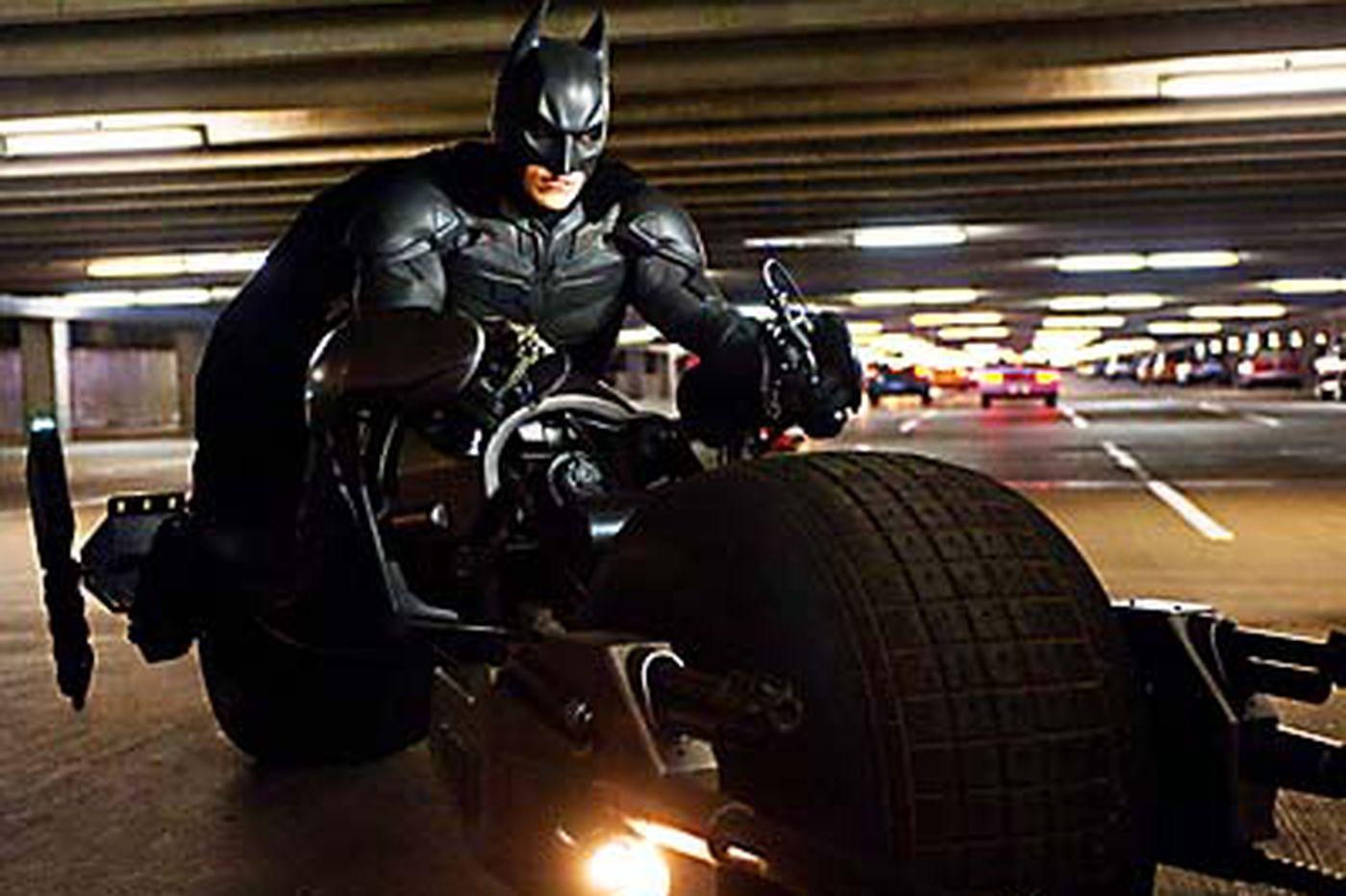 Sideshow: Batman still rises over all