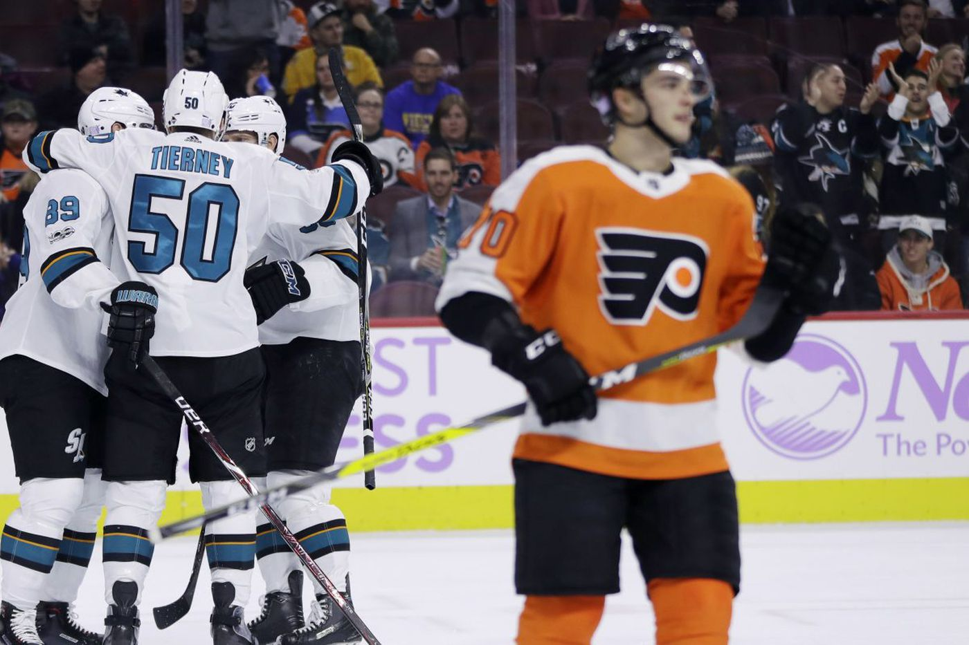 Tired Flyers need to play kids, and 4 other observations