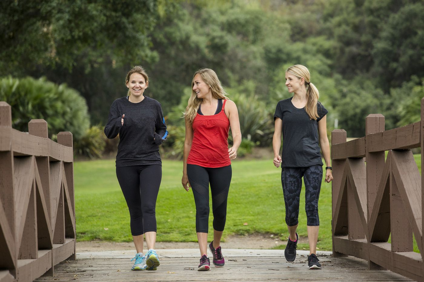 Want to be healthier? Pick up the pace