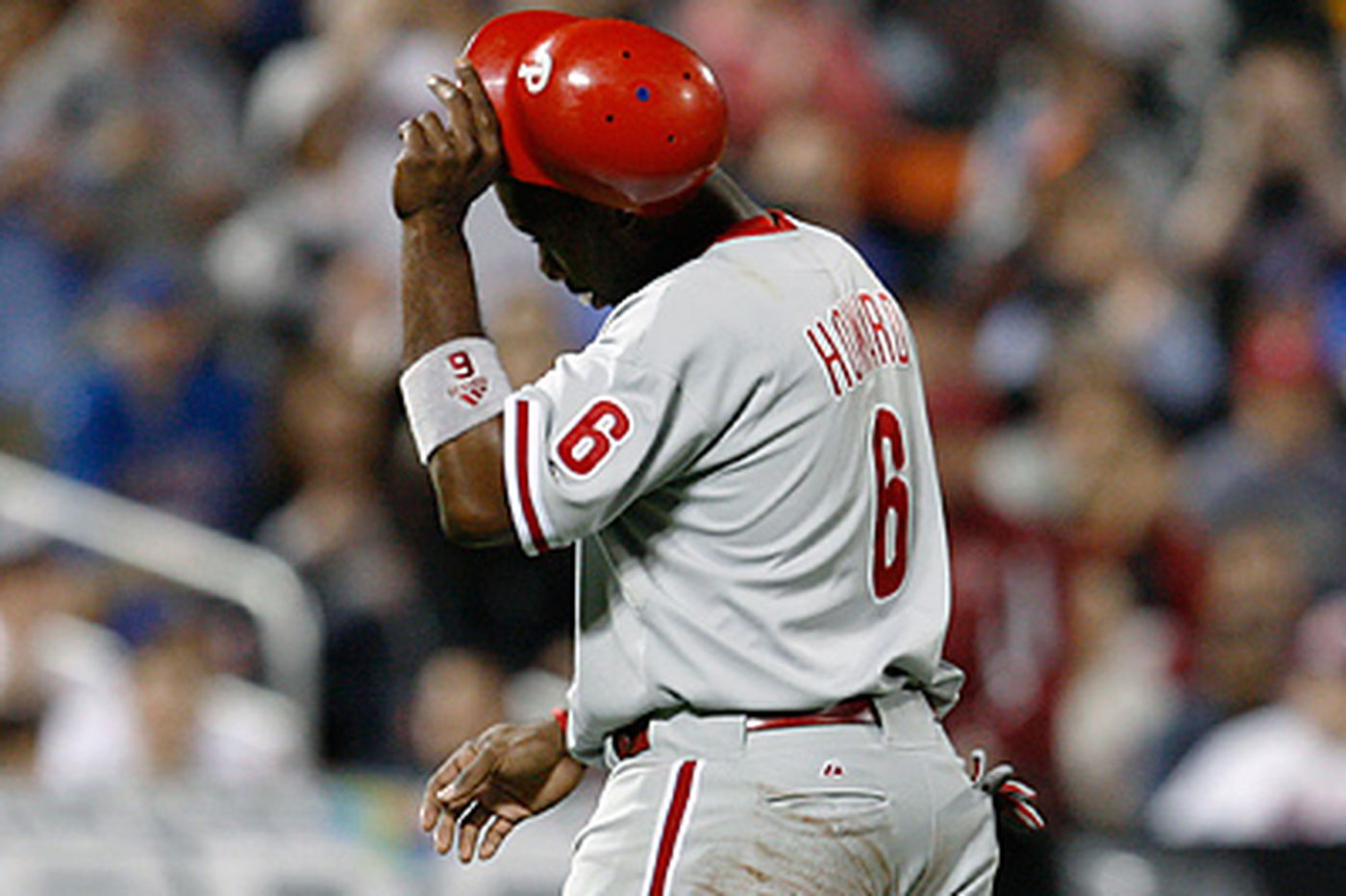 Phillies can't score against Mets