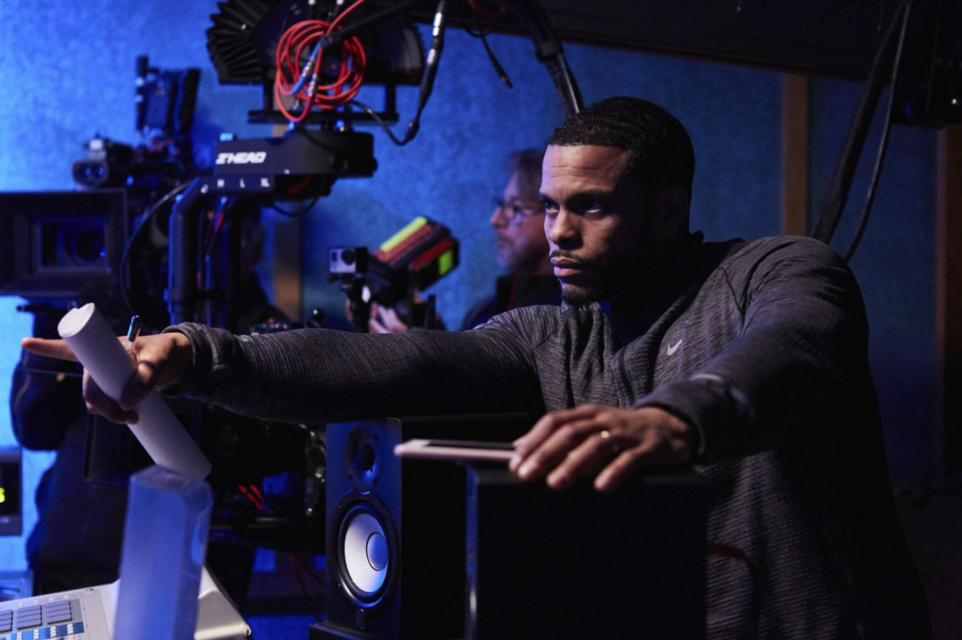 Philly native Benny Boom talks about directing Tupac Shakur biopic 'All Eyez on Me'