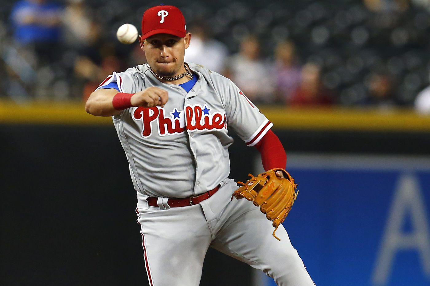 New Phillie Asdrubal Cabrera 'fairly motivated' to prove he can handle return to shortstop