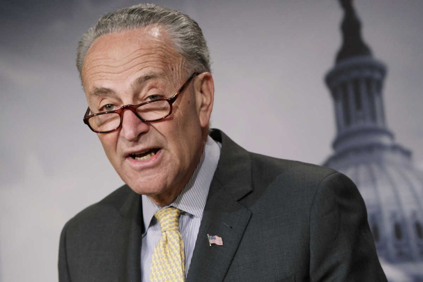 Commentary: Schumer's resistance a gift to conservatives