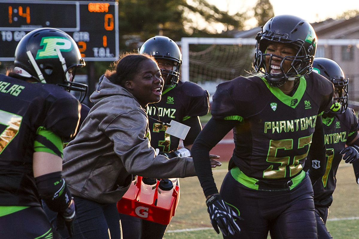 North Philly's Star Wright champions women's tackle football abroad