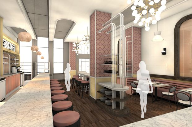 K'Far, a bakery-bar, is coming up from Solomonov and Cook near Rittenhouse Square
