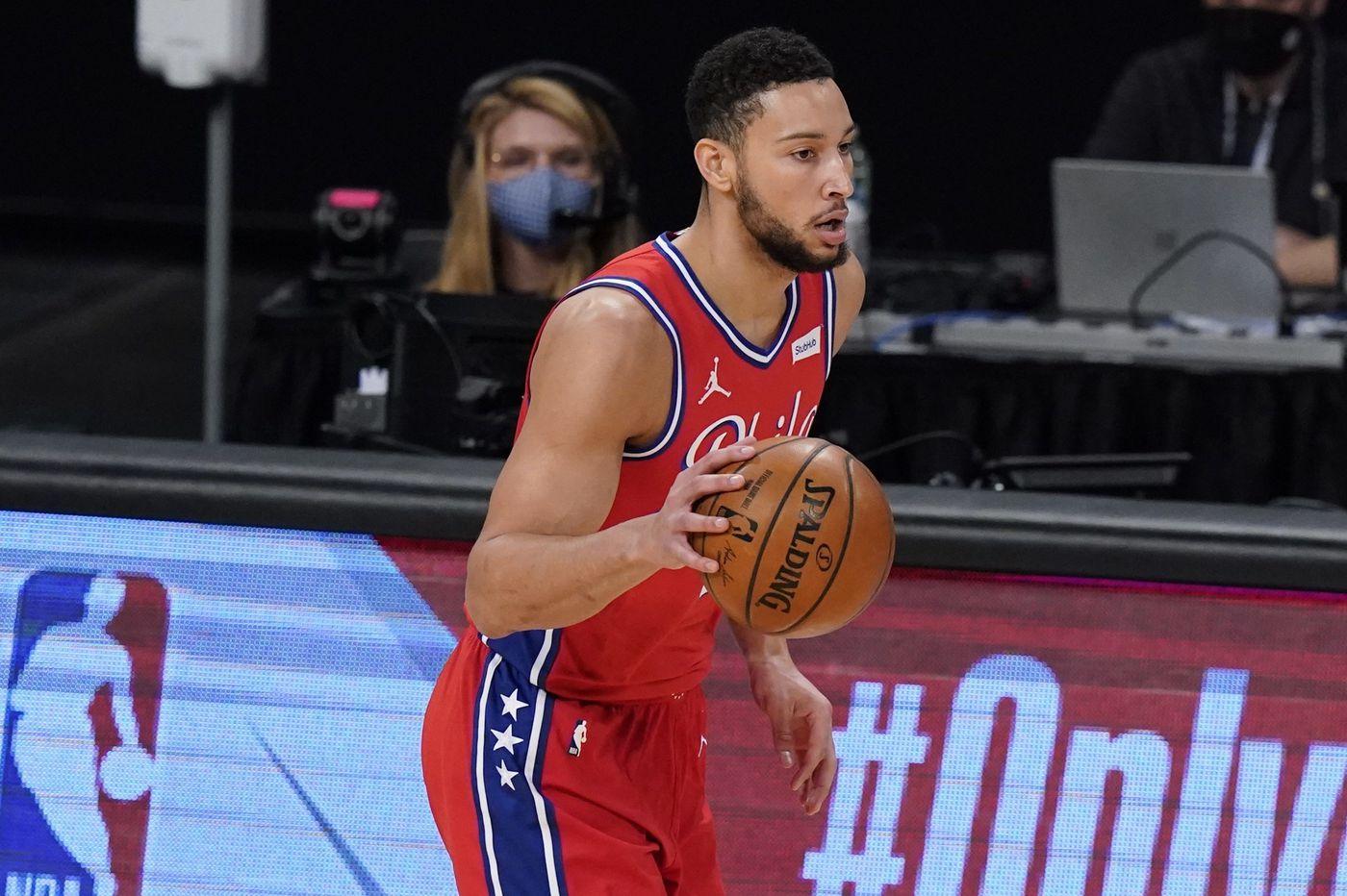 Rivers:希望Simmons明天能復出,但我不能保證!