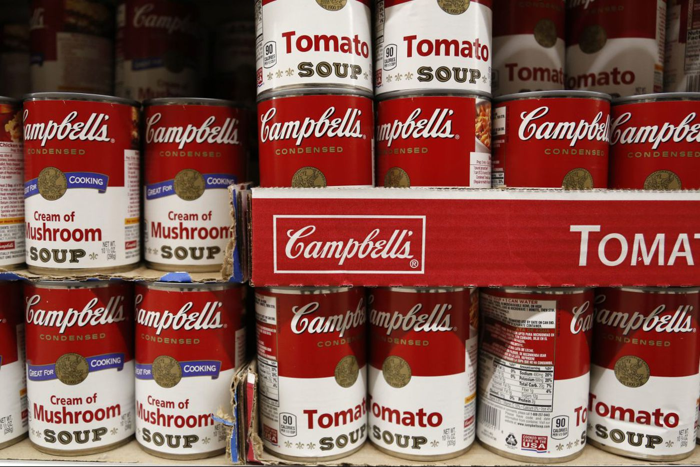 Another bad quarter for Campbell Soup Co.