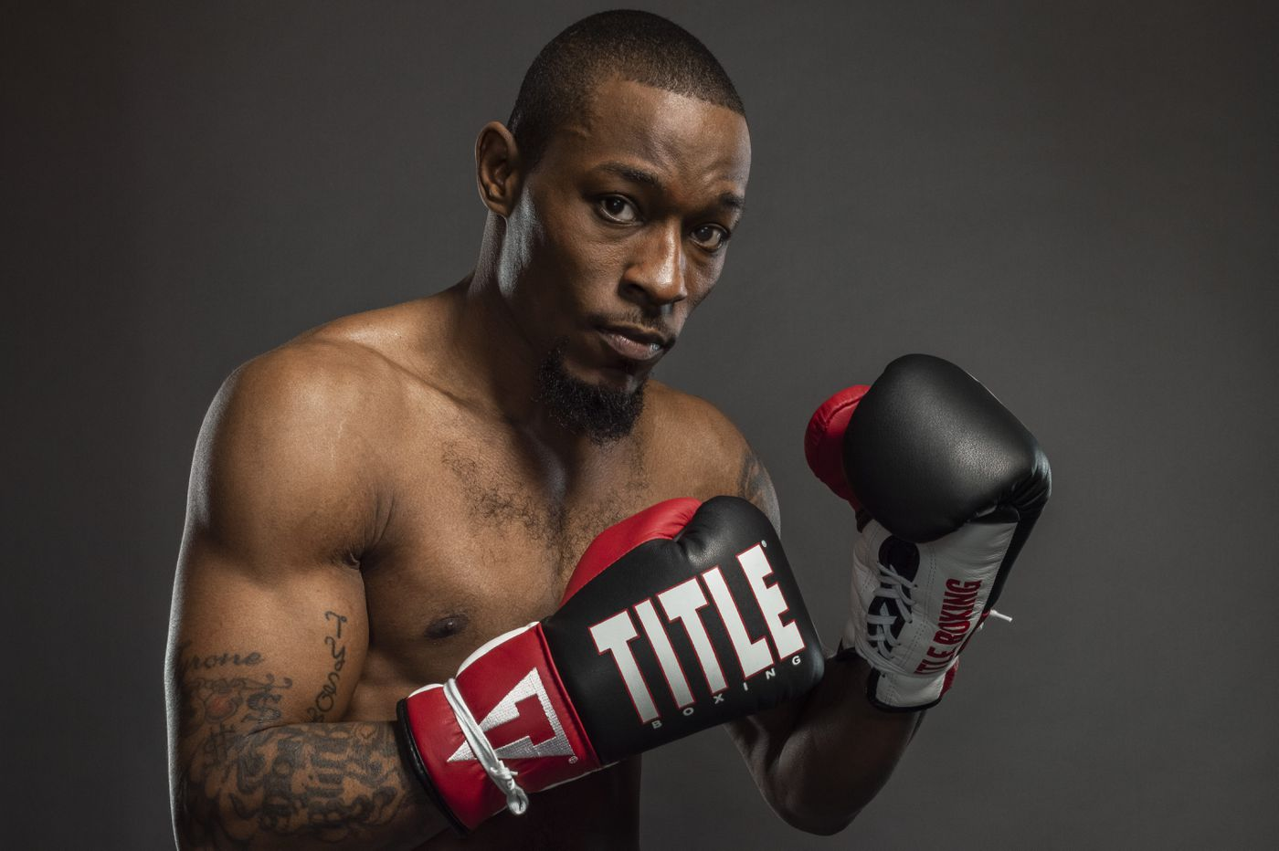 Philly fighter, trainer featured in revival of 'The Contender'
