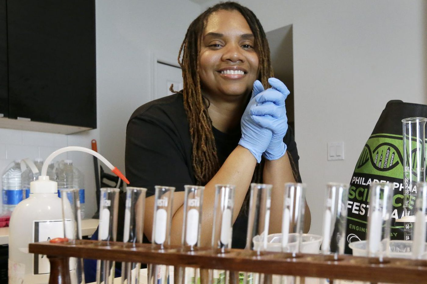 Philly forensic scientist helps bust crimes and stereotypes   We the People