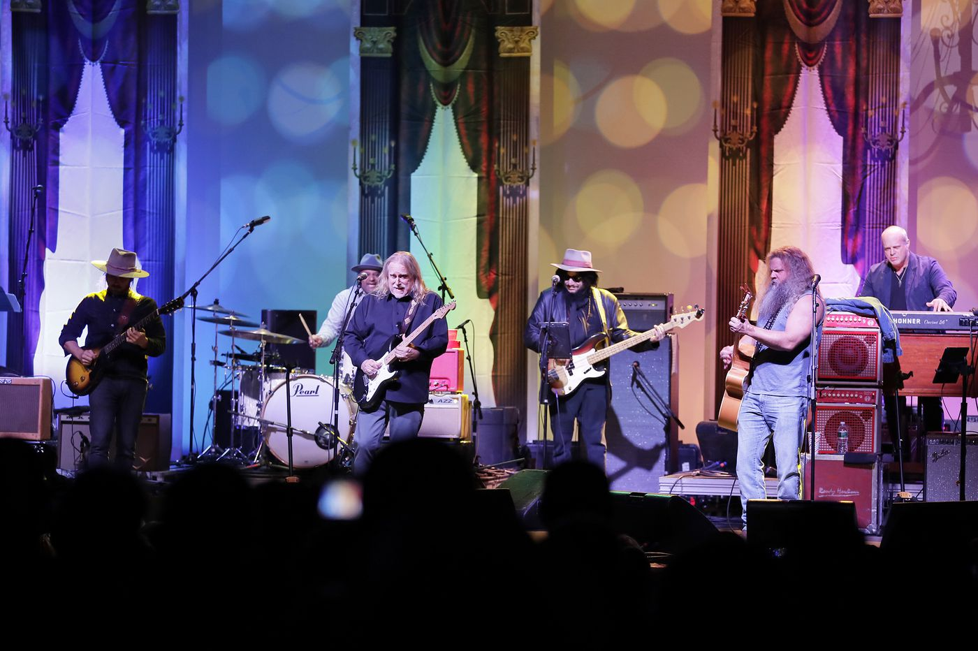 'The Last Waltz' tour at the Tower: Celebrating The Band, with an all-star band
