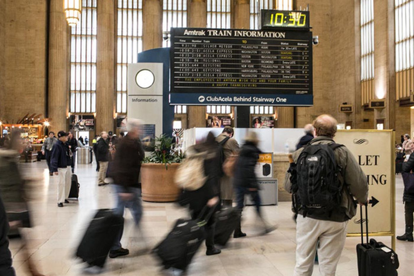 Bill to rename 30th Street Station for Gray advances