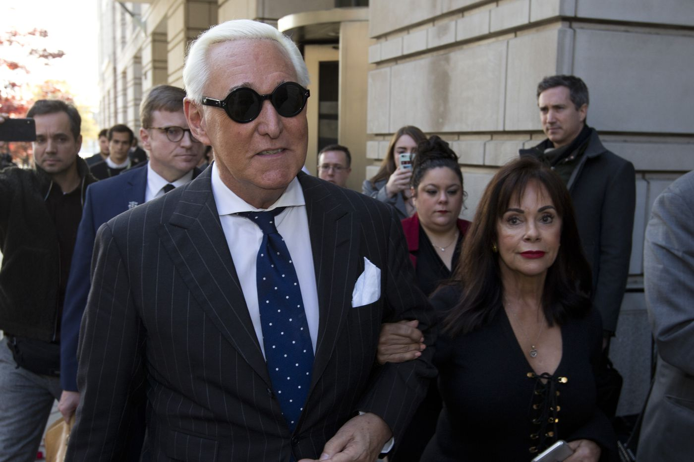 Trial team quits Roger Stone case in dispute with Justice Department over sentence