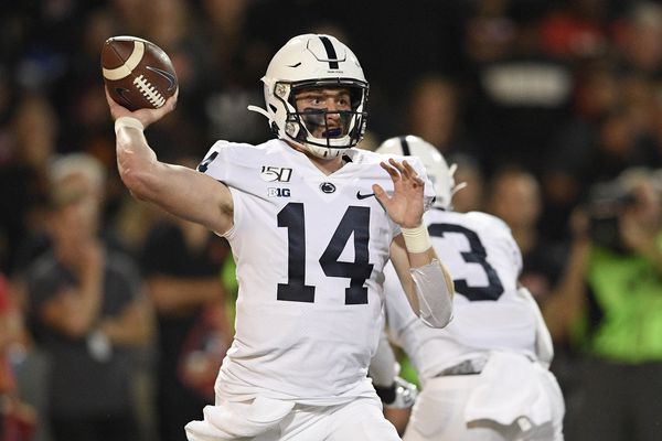 Sean Clifford is having fun playing football, and Penn State is reaping the benefits