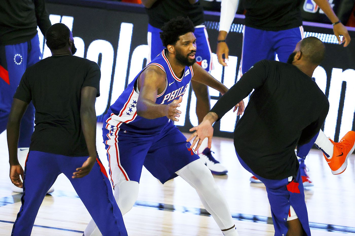 Are the Sixers built for playoffs? Do they have a chance against the Boston Celtics? | Keith Pompey