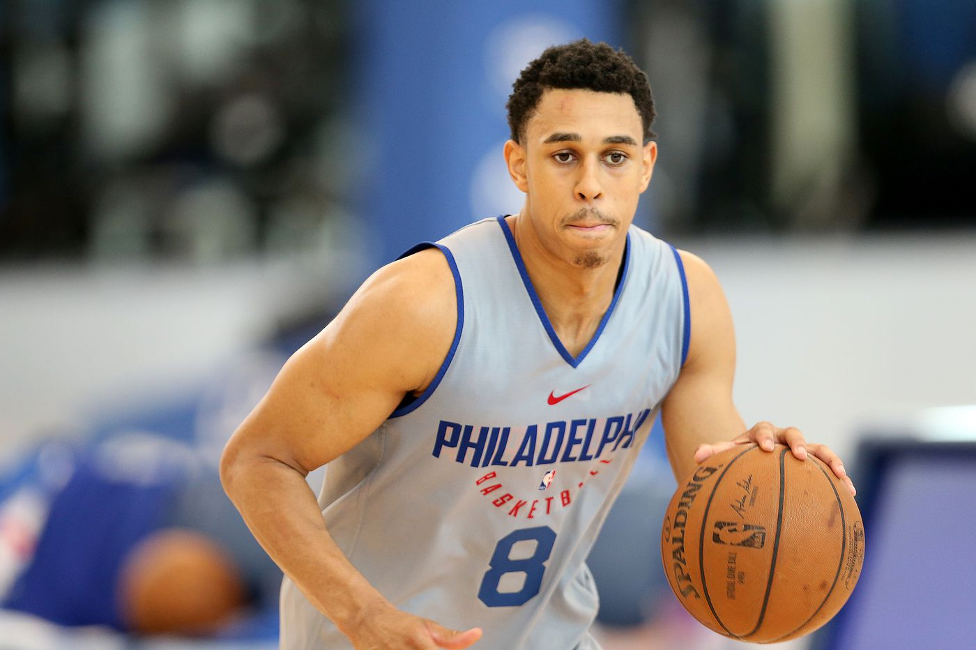 Patience remains key in Sixers' guard Zhaire Smith's growth