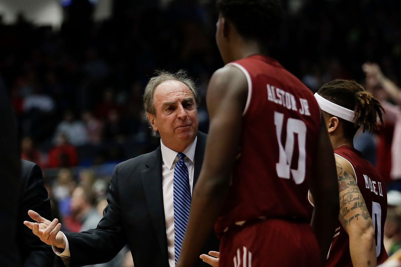 804db4a75ec Fran Dunphy's era at Temple comes to an end on Big 5′s 'Black Tuesday' ...