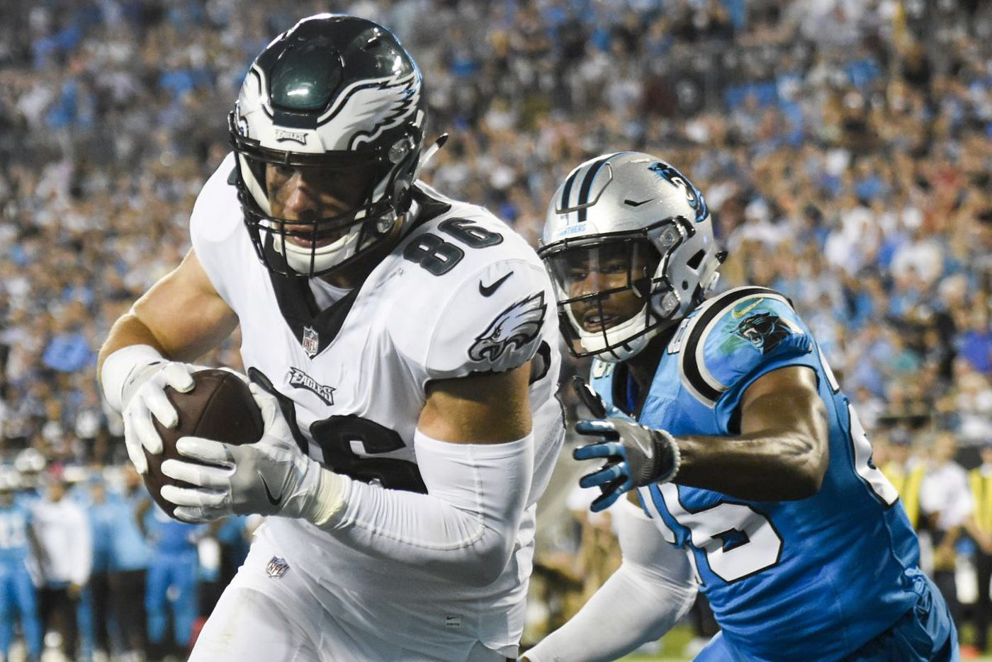 Film breakdown: Why did the Eagles trade for CB Daryl Worley?