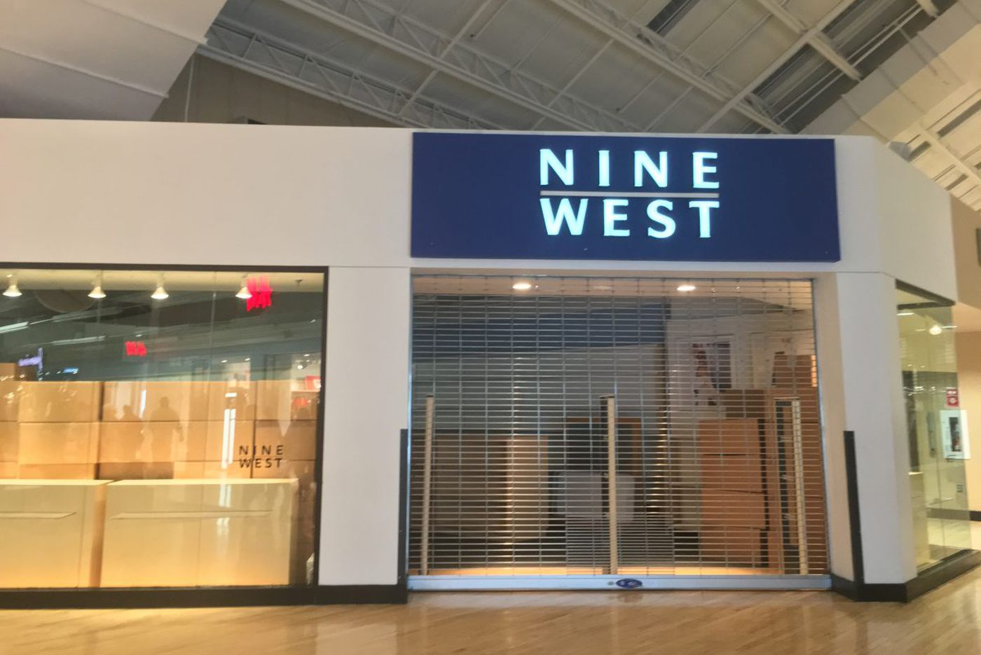 Nine West slashes Philly presence, edging closer to bankruptcy