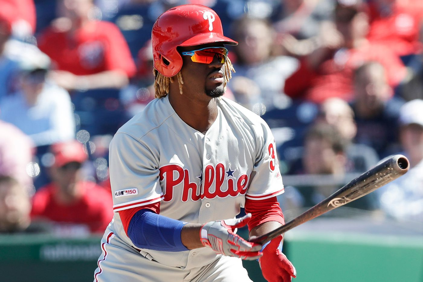 With Phillies' Odubel Herrera on leave after arrest, Nick Williams, Scott Kingery to receive more playing time