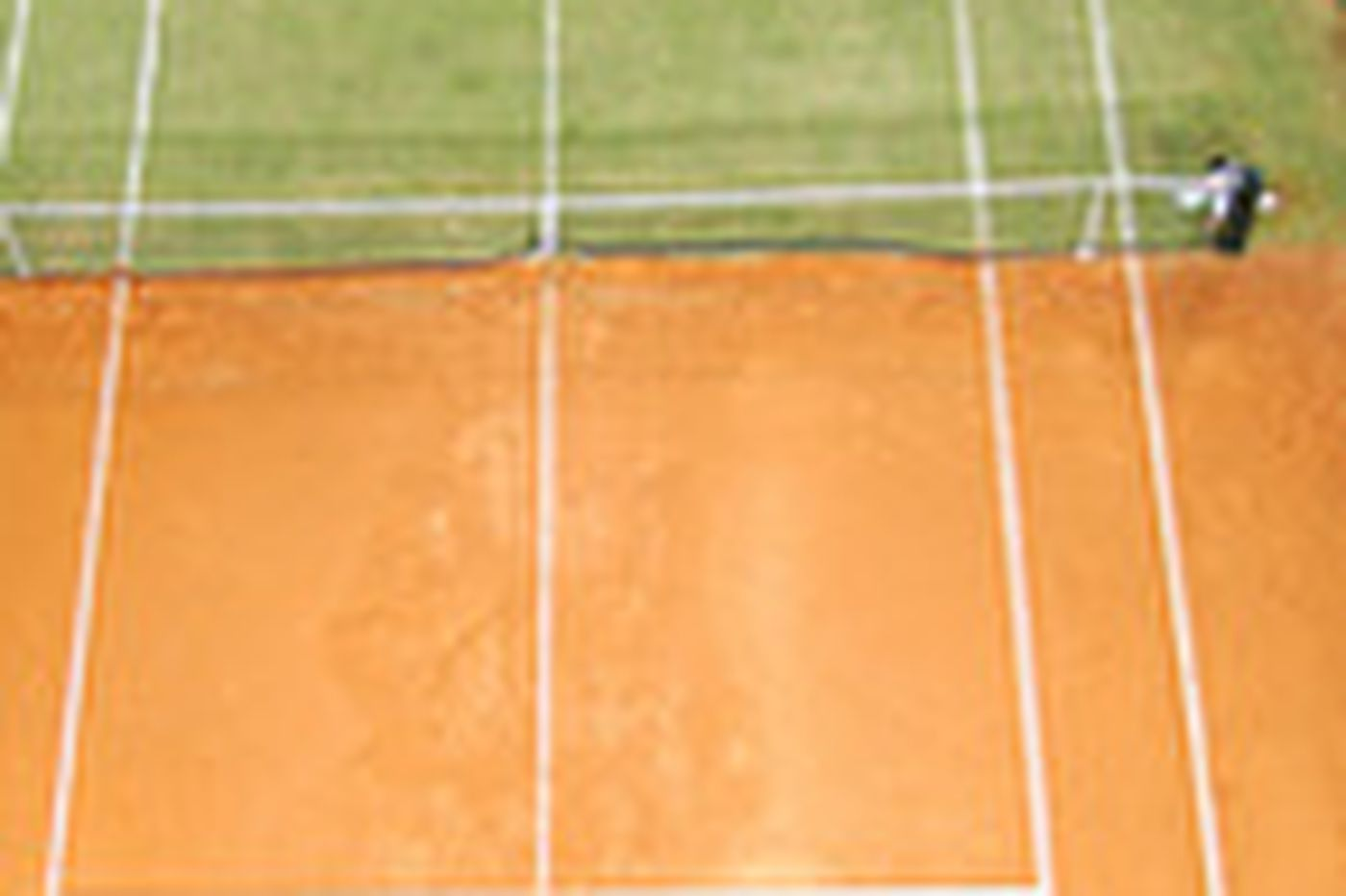 Sports in Brief | Nadal beats Federer on clay - and grass