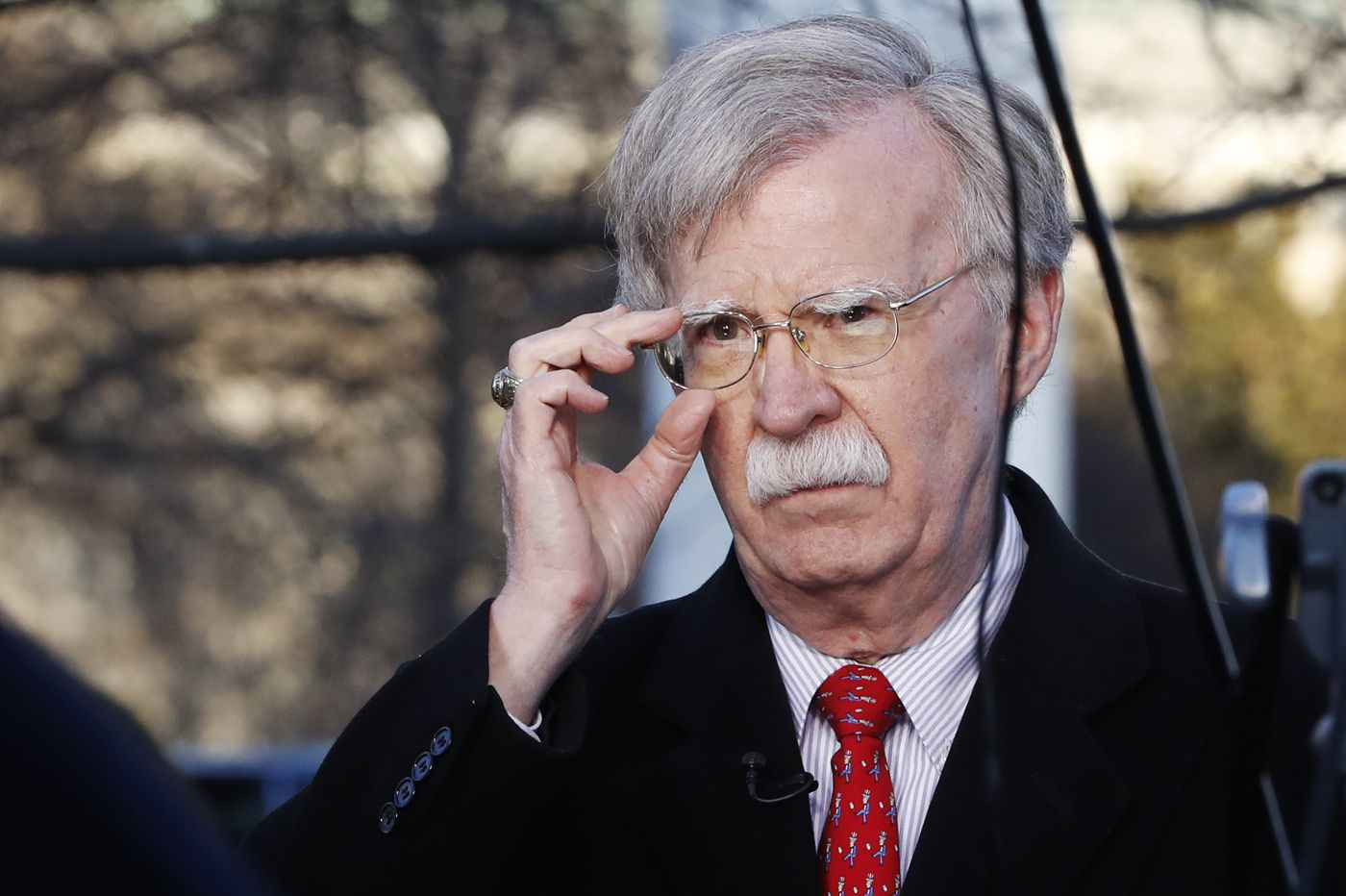 North Korea issues mild criticism of Bolton over media interview