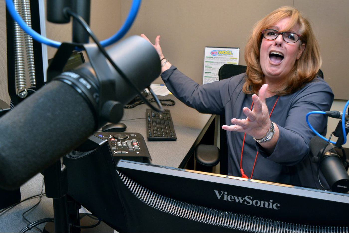 WOGL's Marilyn Russell celebrates 25 years on the air