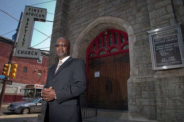 Over pastor's objections, First African Baptist added to city's historic register
