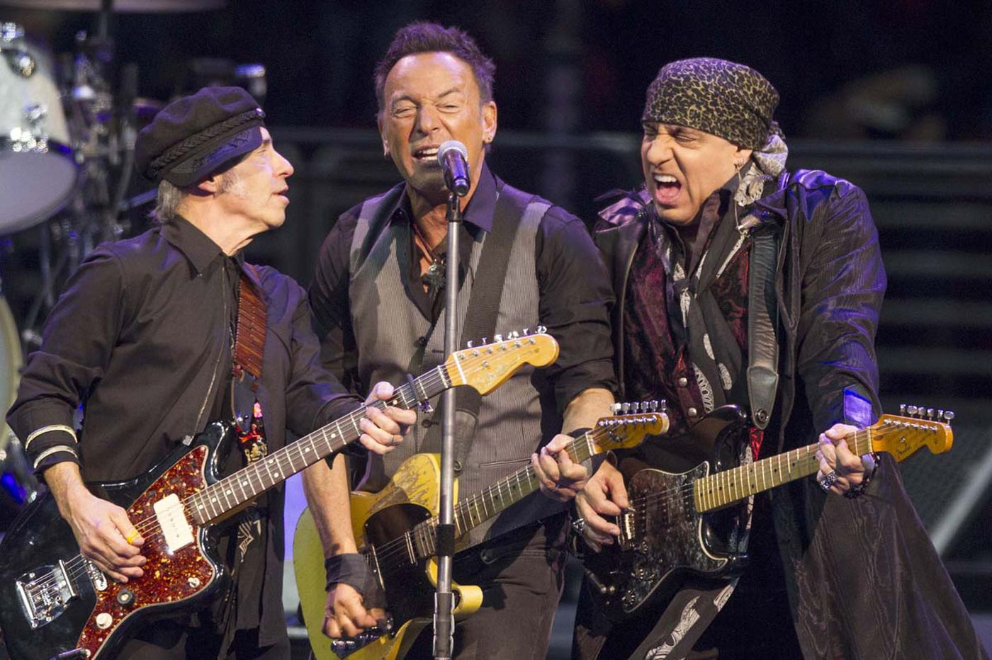 Bruce Springsteen is back on E Street with life-affirming 'Letter to You'   Review