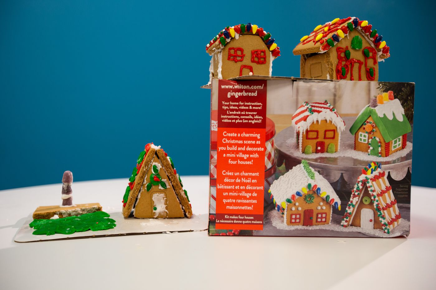 Christmas Gingerbread House Kit.How To Build Your Best Gingerbread House This Holiday Season