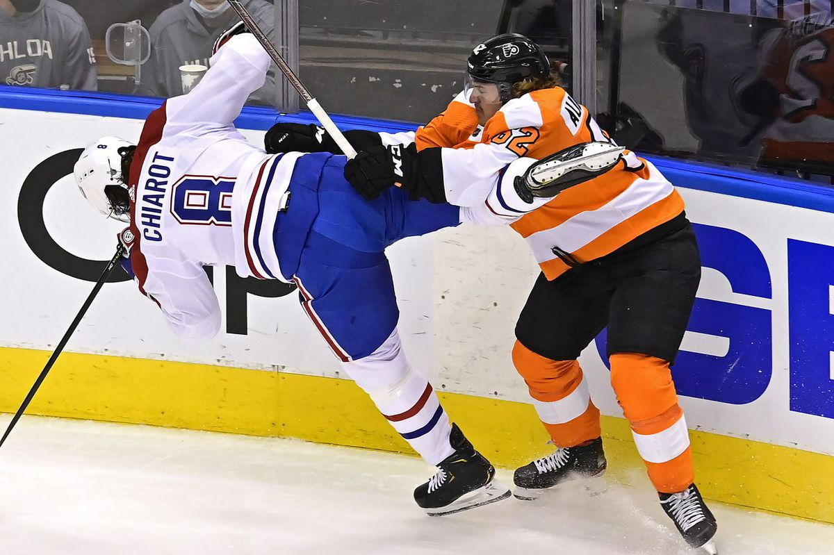 Flyers winger Nic Aube-Kubel is aiming to build on his strong rookie season | On the Fly