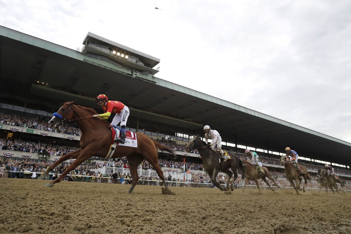 Perfection takes the form of Triple Crown winner Justify | Dick Jerardi