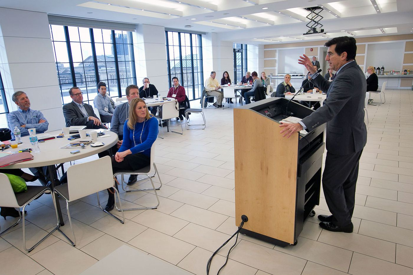 Mike DiBerardinis: From community activist to soon-to-be Phila. Managing Director