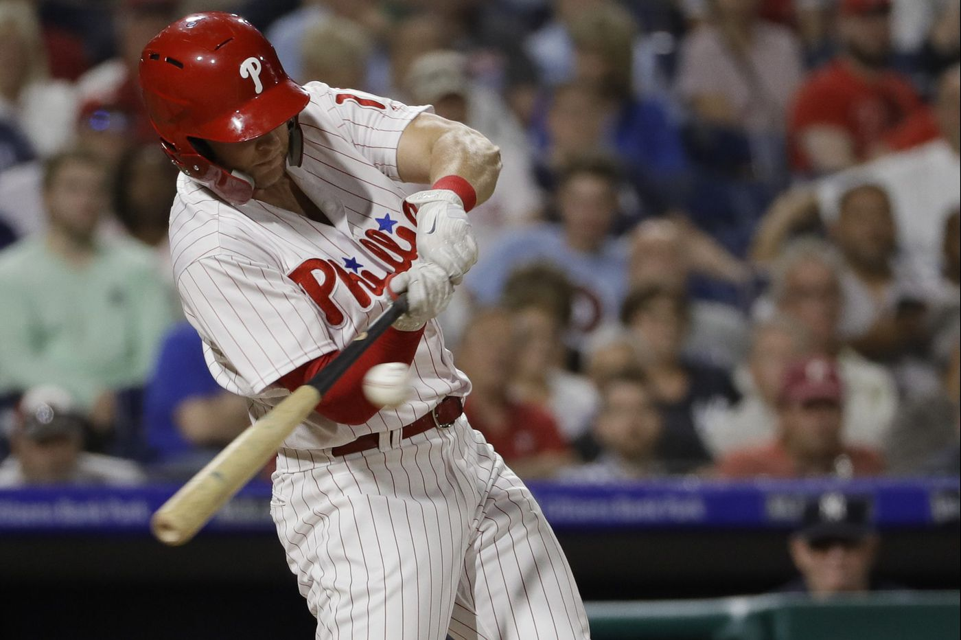 Rhys Hoskins regrets confrontation with fan | Marcus Hayes