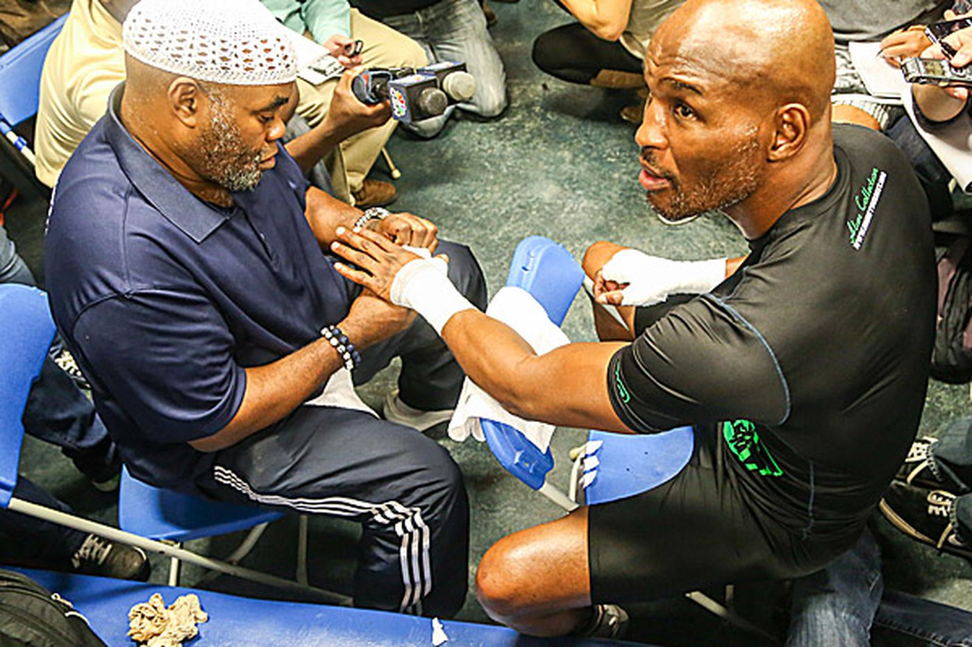 Trainer Naazim Richardson has defied the odds